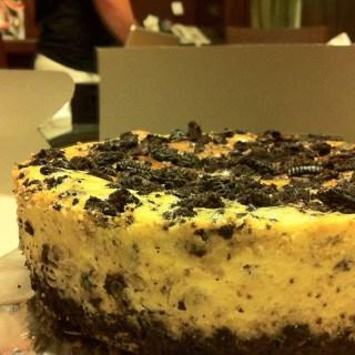 Oreo Oreo Cheesecake