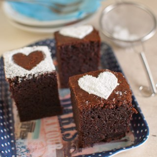 Baileys Chocolate Cake – the Lazy Version