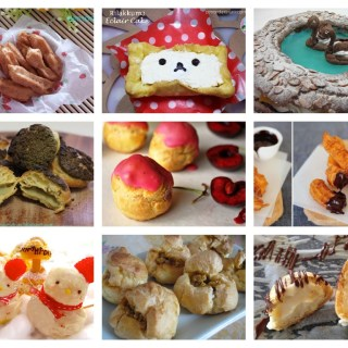 Roundup – Aspiring Bakers #34: Choux Party