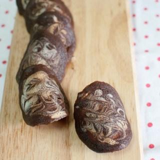 Chocolate-Cinnamon Tuiles