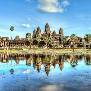 Cambodia Itinerary – Nov 2013, 7 days