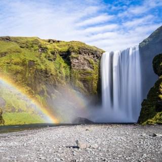Day 6/22 Iceland: Seljavallalaug Pool, Skógafoss,Sólheimajökull,Plane DC 3, Dyrhólaey, Vik &Reynisfjara