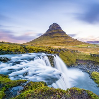 Day 20 Iceland: Guðrúnarlaug Natural Pool, Stykkishólmur, Helgafell Mountain, Kirkjufell & Kirkjufellsfoss, Northern Lights Performance