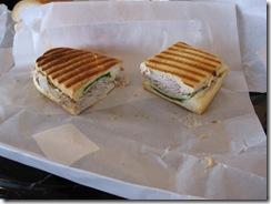 henri's bakery pork panini