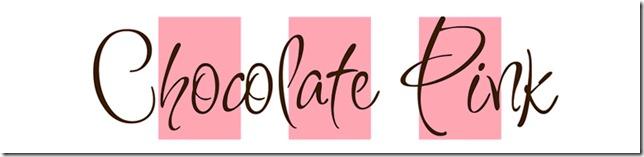 chocolate pink logo