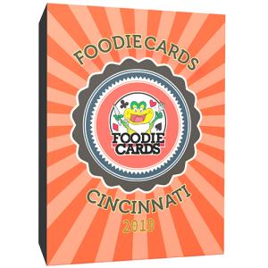 FoodieCards Cincinnati 2019