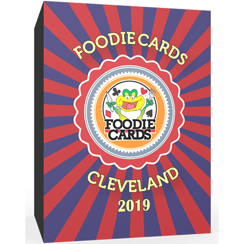 FoodieCards Cleveland 2019