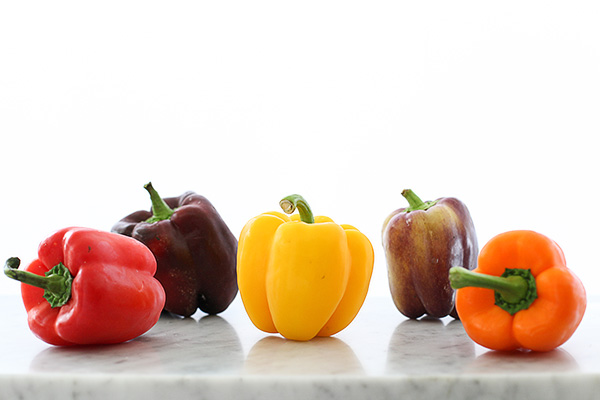 Фаршированный болгарский перец рецепт на foodiecrush.com