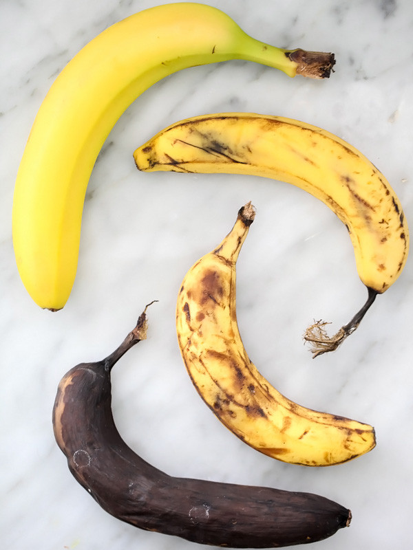 The Best Banana Bread Pancakes | foodiecrush.com