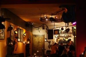 Cafe Hallenbad, 106? Rigaer Strasse, Berlin – July 2012