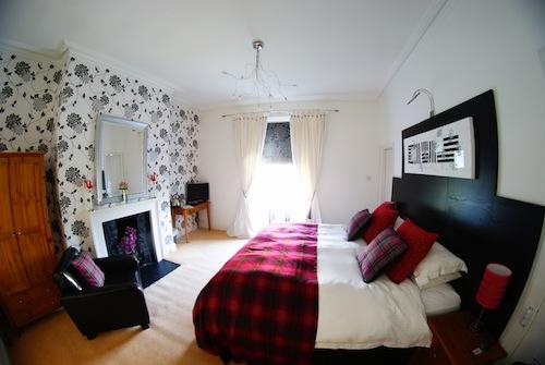 The hollies Bedroom