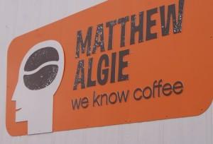 Matthew Algie Sign