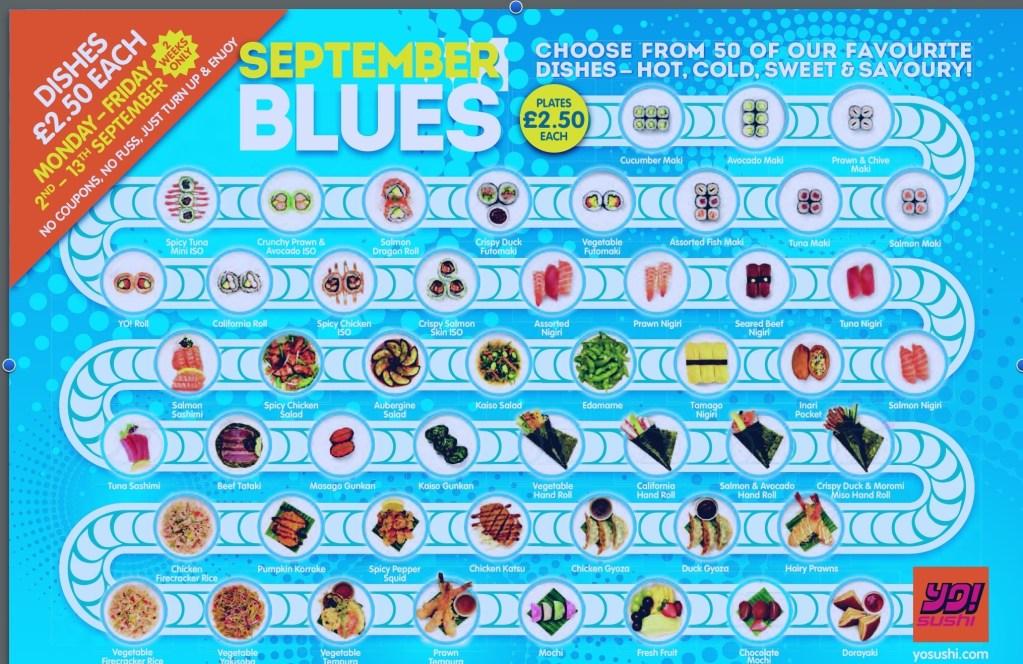 September Blues