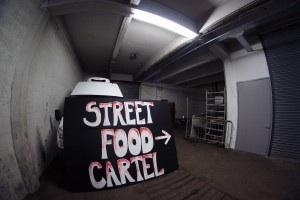 Street Food Cartel @SWG3