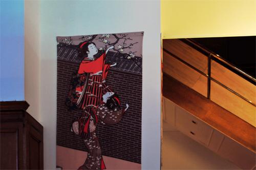 nippon kitchen artwork