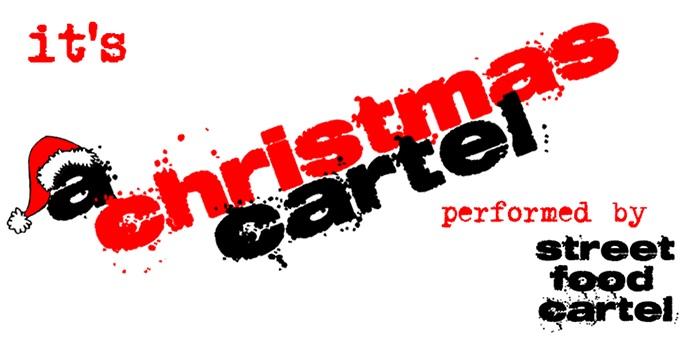 Christmas Street Food Cartel menu released