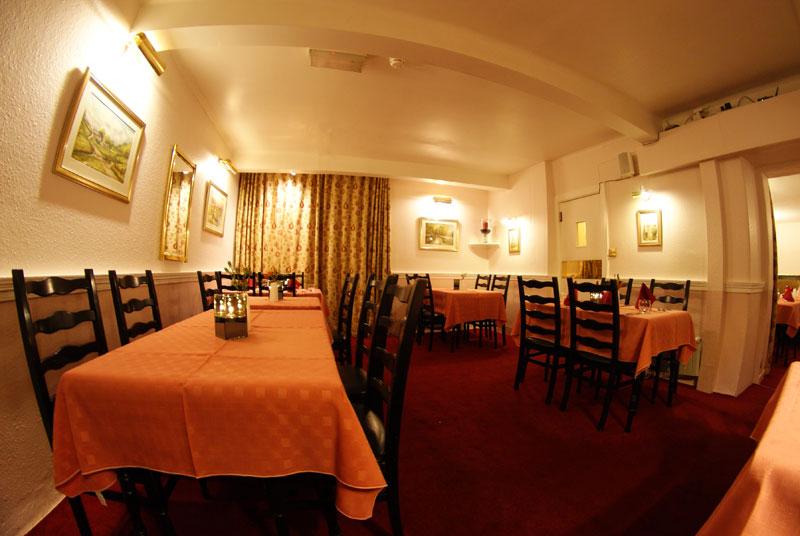 Elphinstone Hotel dining area