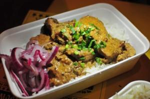 Babu butter chicken