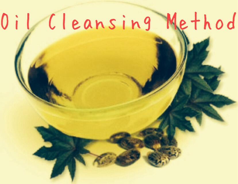 Oil Cleansing Method OCM