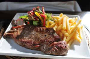 La P'tite Folie steak