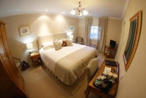 Carfraemill bedroom