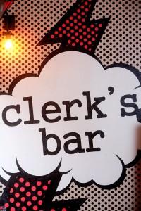 06/03/14 - Clerk's Bar. South Clerk Street, Edinburgh