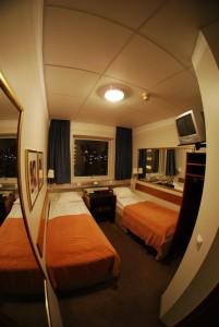 Bedroom Hotel Cabin, Reykjavik, Iceland © Food and Drink Glasgow Blog