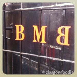 signage Burger Meats Bun © Food and Drink Glasgow Blog