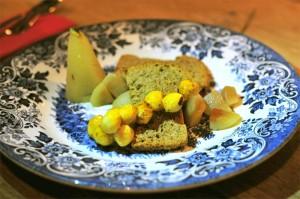 Cardamom pears