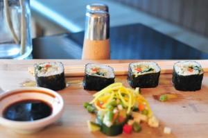 Safari_lounge_edinburgh_veggieano_sushi
