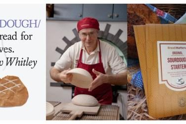 Andrew Whitley sourdough bread Edinburgh scotland food drink Glasgow food blog