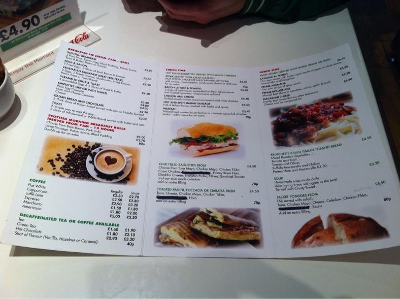 Cafe armando Shawlands Glasgow food drink blog