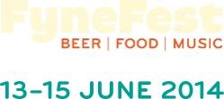Fyne fest logo Fyne ales loch Fyne glen Fyne food and drink Glasgow blog