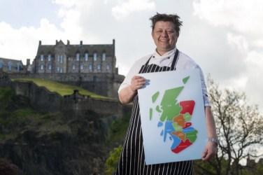 Mark Greenaway edinburgh eat drink discover scotland Glasgow,food blog