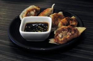 Yummy Tori Edinburgh - Tofu & Shiitake Gyoza