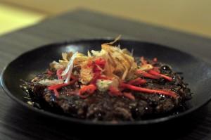 Yummy Tori Edinburgh - Okonomiyaki