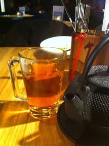 Moroccan mint tea Giraffe restaurant review silverburn tesco Glasgow food drink blog