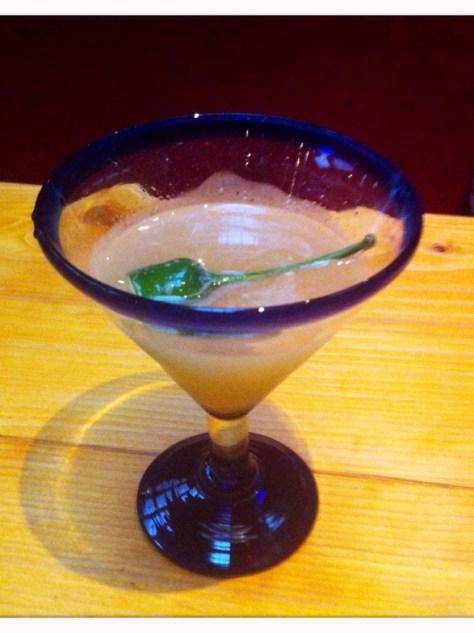 Diablo chilli jalapeño margarita Juan chihuahua Texmex Mexican restaurant cantina food drink Glasgow blog