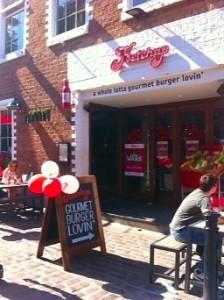 Ketchup hummingbird GLASGOW STV burger wars food and drink blog
