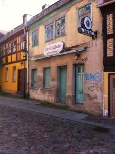 Spandau old pub Germany