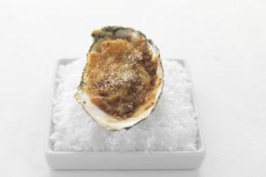 Rogano oyster festival Glasgow