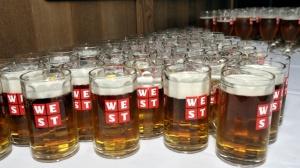 Oktoberfest west Glasgow beer