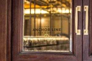 The anchor line best steak Glasgow