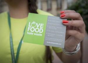 Over food hate waste