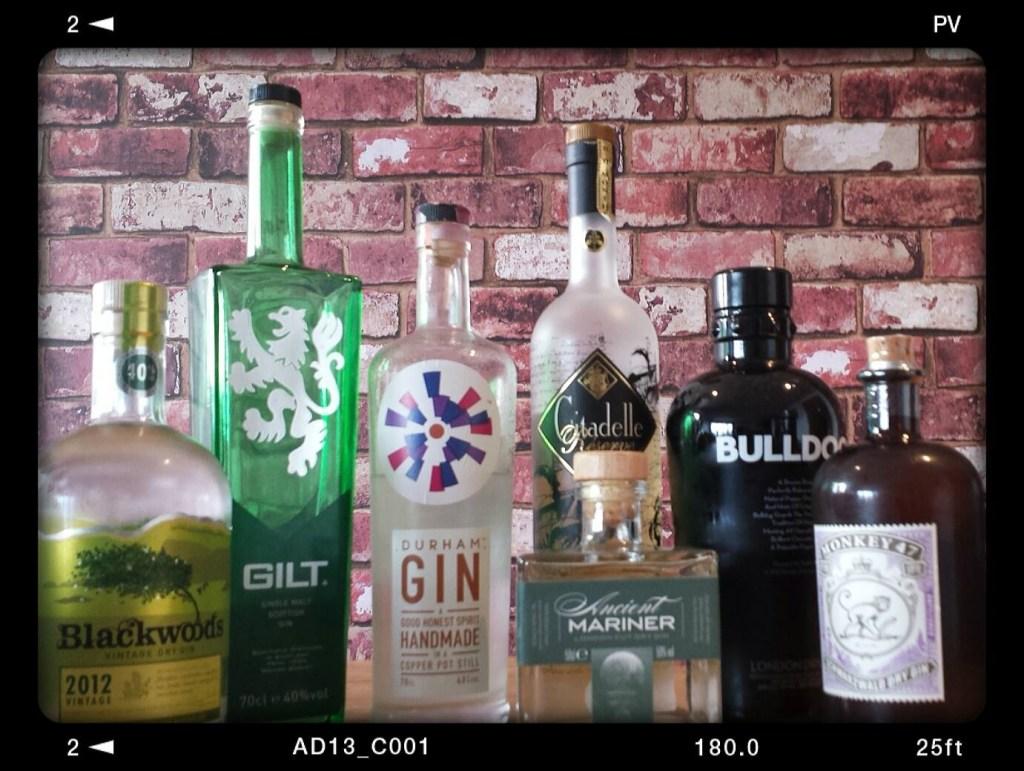 Gin fest Glasgow