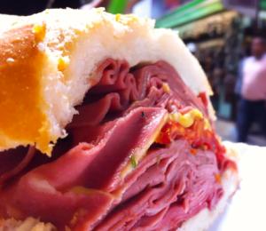 Sao Paulo_Mortadella Sandwich @ Hocca Bar