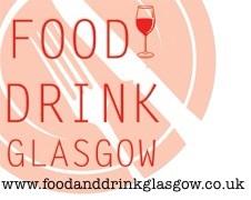 Food and drink glasgow website watermark