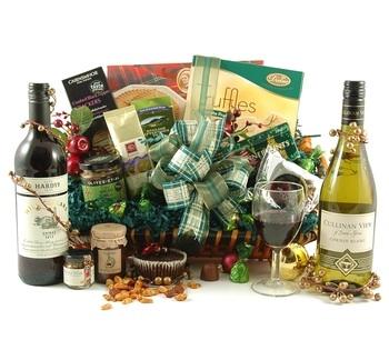Hamper gifts luxury prize