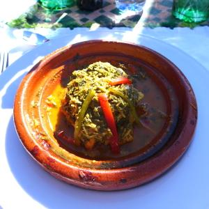 la sultana marrakesh morocco fish tagine cookery class