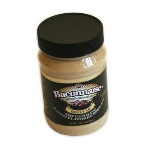 Baconnaise bacon mayonnaise Christmas